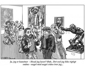 jeg_er_kunstner_cartoons_kunst_tuerosenkjaer_nr1